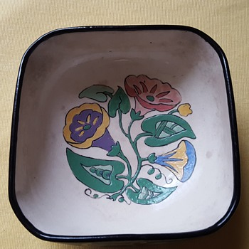 Gertrude Anderson Armantrout Small Bowl - Pottery