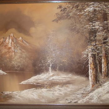 Landscapeing - Fine Art