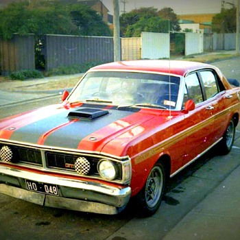 My Brothers 1971 XY FORD FALCON GTHO PHASE III. - Classic Cars