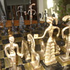 Incredible Antique Chess Set
