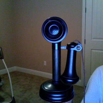 Kellog s&s co. Candlestick Phone - Telephones
