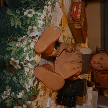 Hummel doll - Dolls