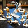 Vintage Star Wars Micro Collection Metal Figures