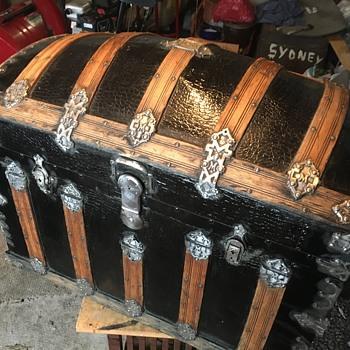 Martin Maier Antique Trunk