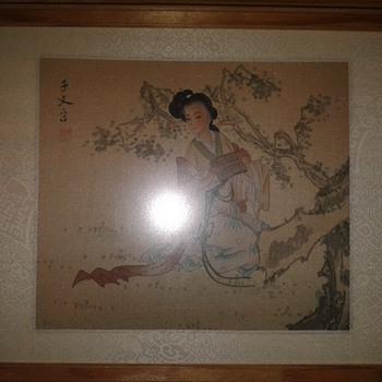 japanese geisha ??