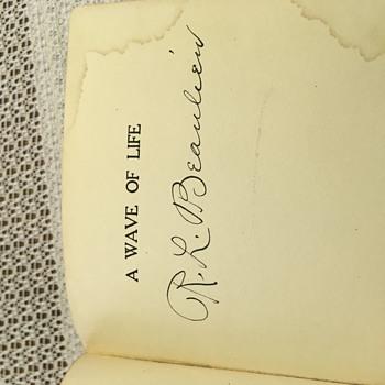 Rare book - Books