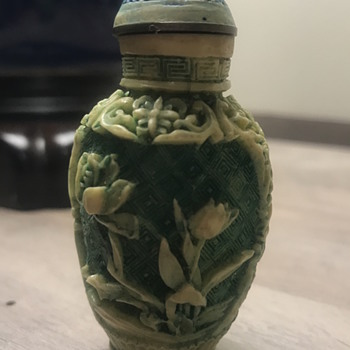Snuff Bottle - Bottles