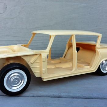 1960 AMC Unibody Promo Model