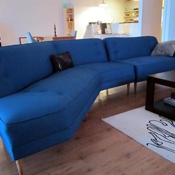 The Frayed Knot atomic sofa