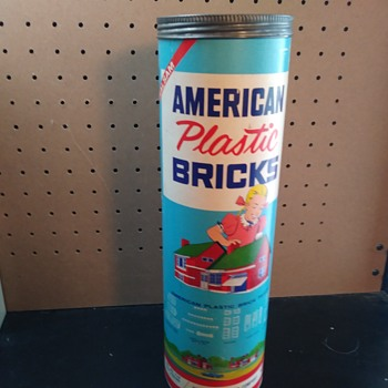 American Plastic Bricks - Toys