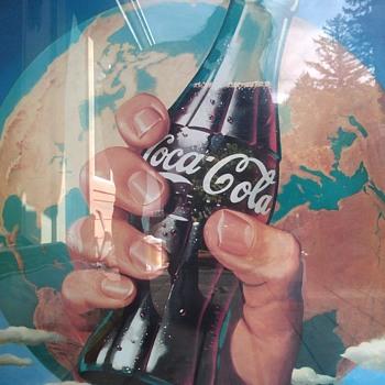 Coca Cola art print  - Fine Art