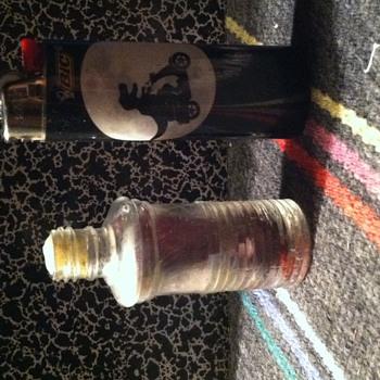 Current Curiosities  - Bottles