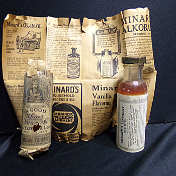 Unopened Liniment  - Bottles