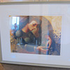 OLEG ZHIVETIN  -  Contemplation  -  Artist Proof