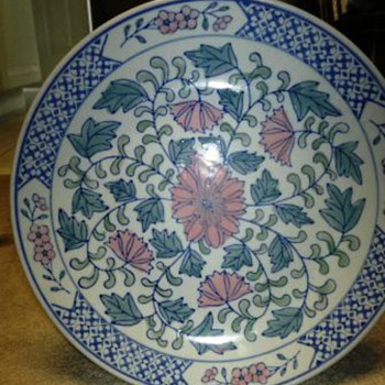 Asian ?Plate
