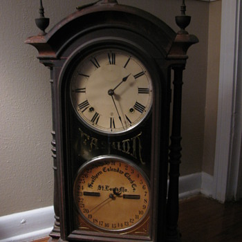 Old Family Clock