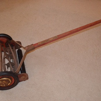 Keen Kutter KK Q52 Rotary Push Mower - Tools and Hardware