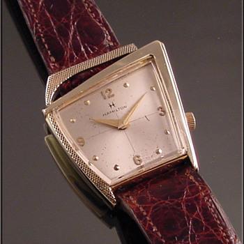Hamilton 22-Jewel Flight 11 Wristwatch c.1961
