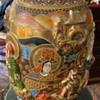 Satsuma 3-d Vase
