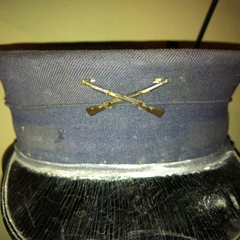 m1895 federal service forage cap - Military and Wartime