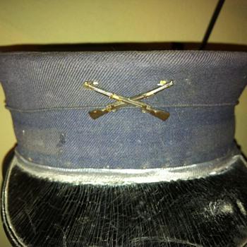 m1895 federal service forage cap