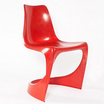 A-LINE or CADO chairs, Steen Østergaard (CADO, 1966) - Furniture
