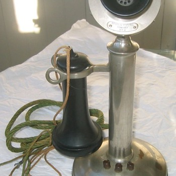 Western Electric 20T Intercom Candlestick Phone - Telephones