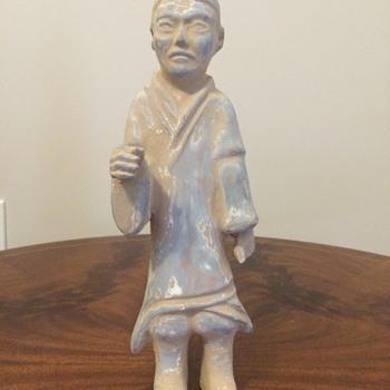 Han Dynasty Terracotta Soldier - Asian