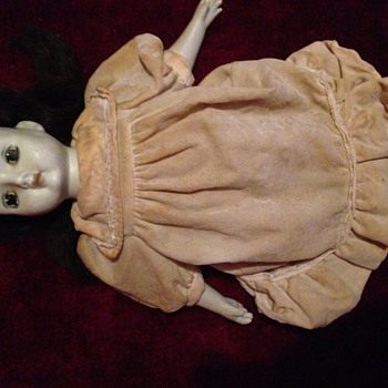 can anyone tell me info about this doll please
