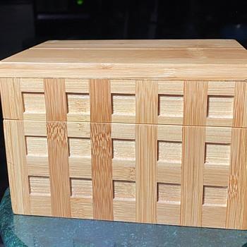 Bamboo Box - Furniture