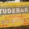 Studebaker Service sign 4x8