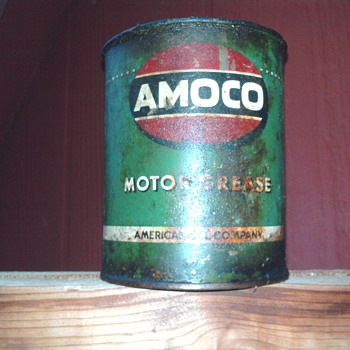 AMOCO - Petroliana