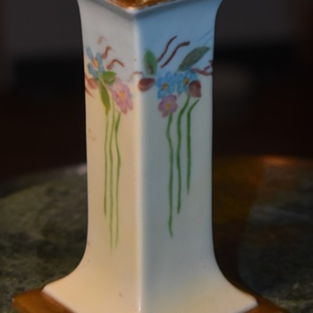 Porcelain Muffineer from Austria - Art Nouveau