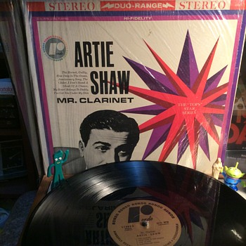 Artie Shaw - Records
