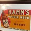 Hamms Picnic Beer