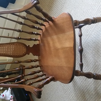 Looking for inforation on this chair!