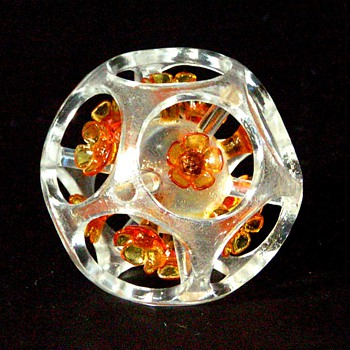 Three Jory Glass paperweights - Art Glass