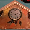Deco Ceramic Mantel Clock by Foreign