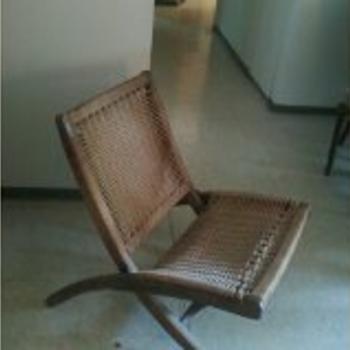 My favorite  ol' chair! - Furniture