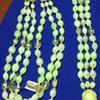 Lisner Necklace and Bracelet set with original tags