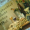 1880's original lithograph - german-