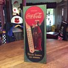 1944  Masonite Coca-Cola thermometer