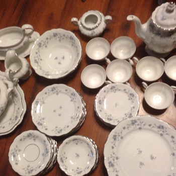 Johann Haviland Table setting - China and Dinnerware