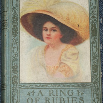 A Ring of Rubies by Mrs. L.T. Meade, 1892 - Books