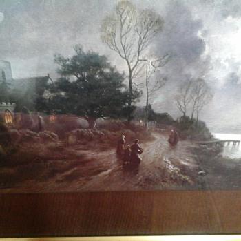 J.W. Gozzard Print - Fine Art