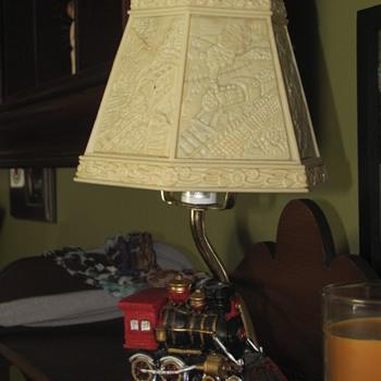 Train Lamp