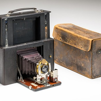Blair No.3 Focusing Weno Hawk-eye. 1902-03 - Cameras