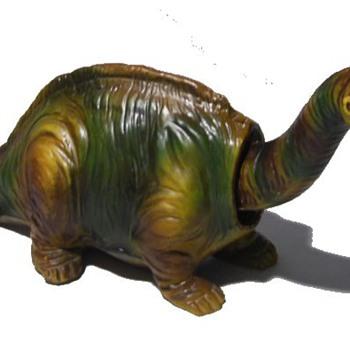 Vintage BOBBLE HEAD Dinosaur - Toys