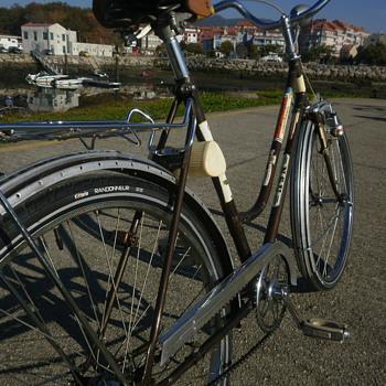 German bicycle NSU 1964