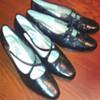 Halloween flapper shoes?